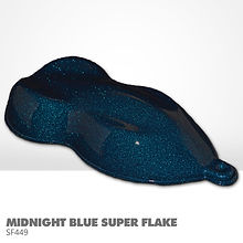 Midnight Blue Super Flake
