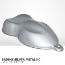 Bright Silver Metallic