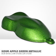 Sour Apple Green Metallic