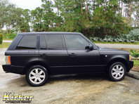 Range Rover Hot Rod Black-Satin Finish (UA-70388)