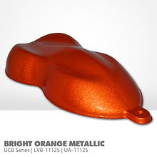 Bright Orange Metallic