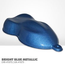 Bright Blue Metallic