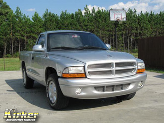 1998 Dodge Dakota Quicksilver Metallic (61215)