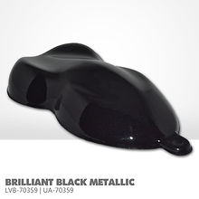 Brilliant Black Metallic