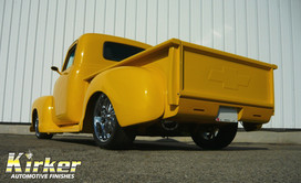 1955 Chevy Stepside Viper Yellow (11105)