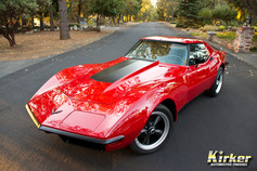 1970 Corvette Flame Red (51429)