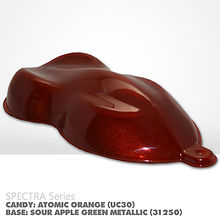 Atomic Orange Candy