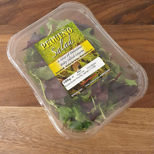 Mixed Baby Salad Leaves