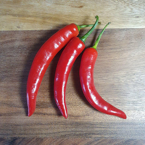 Red Chillies - 100g