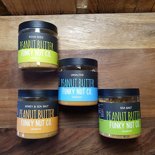 Funky Nut Co. - Peanut Butter