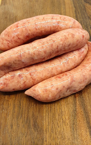 2 x 12 Pork Sausages