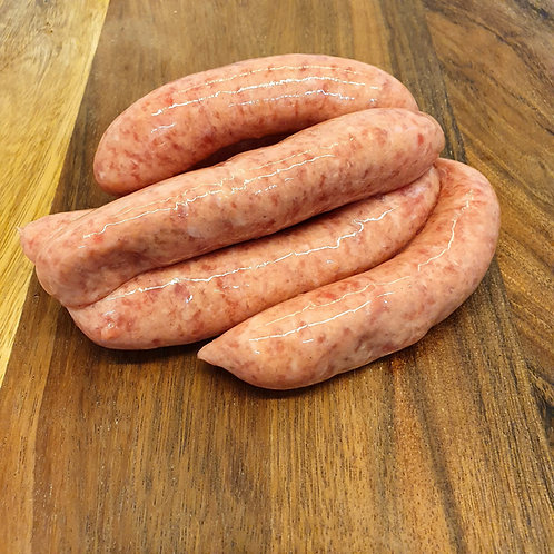 2 x 12 Pork Sausages
