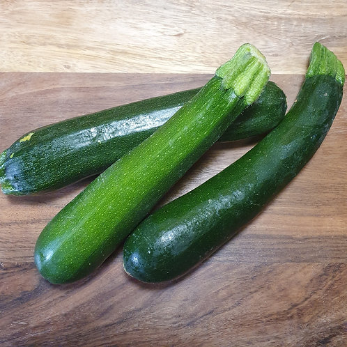 Courgettes - pack of 2