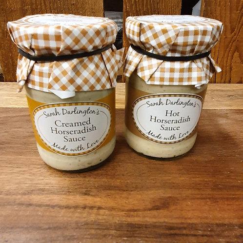 Mrs Darlington's Horseradish