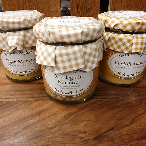 Mrs Darlington's Mustards