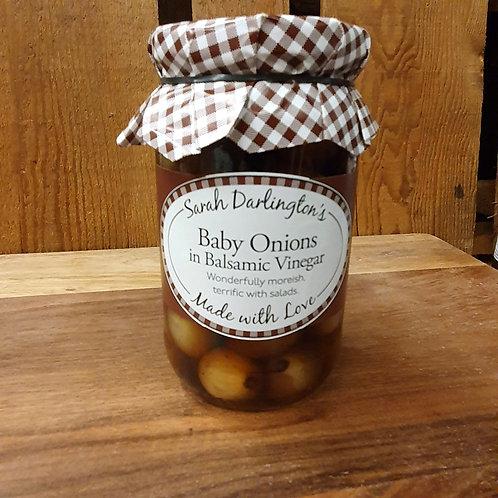 Mrs Darlington's Baby Onions