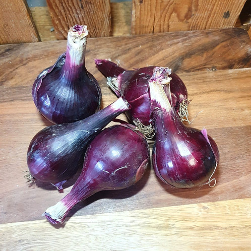 Red Onions - 1kg