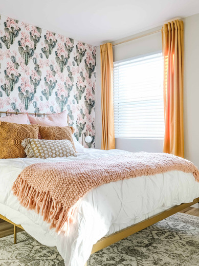 Brass Cactus | Guest Suite