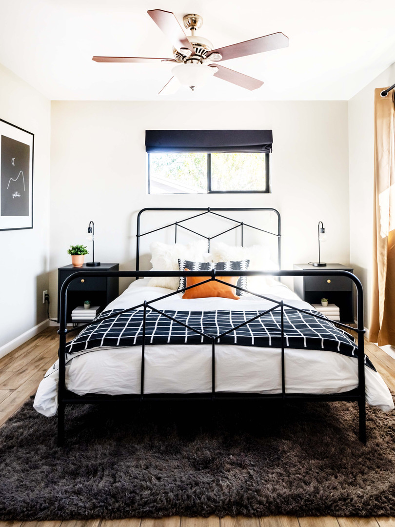 The CopperSmith | B+W Guest Suite