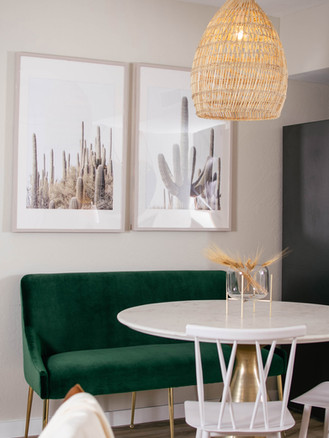 Brass Cactus | Dining