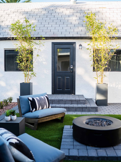 The CopperSmith | Outdoor Patio