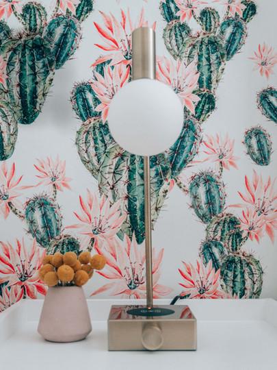 Brass Cactus | Guest Suite Details