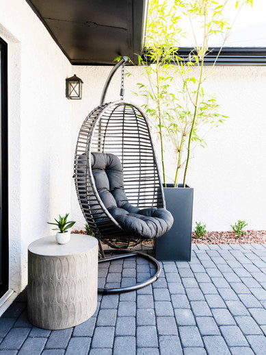 The CopperSmith | Outdoor Lounge