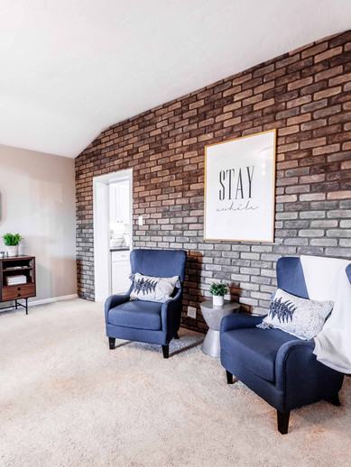 The CopperSmith | Living Room