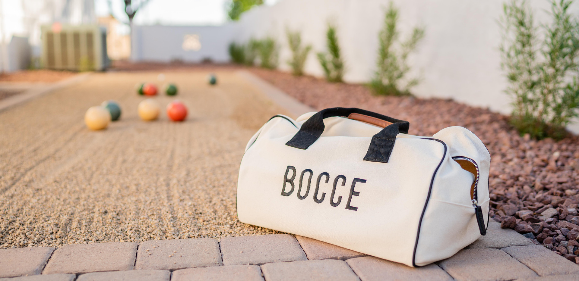 Bocce Court