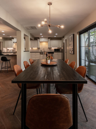 The CopperSmith | Dining Room