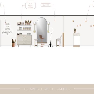 The Sparkle Bar