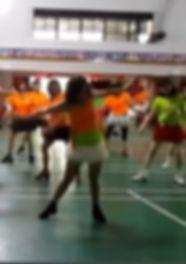 Fun dance classes held weekly