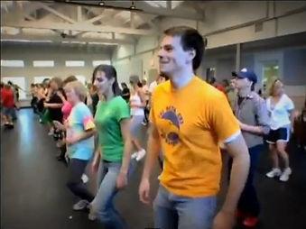 Weekly fun line dance classes
