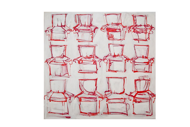 Red on White Chair Series.jpg