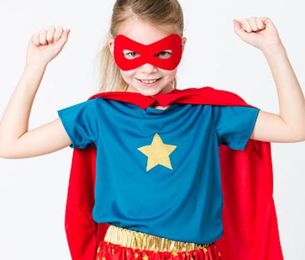 fille super héroïnes