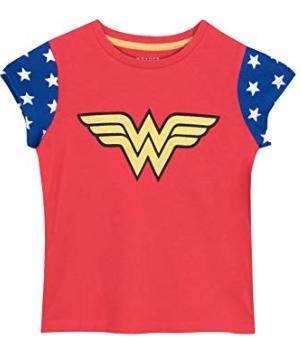 Wonder Woman - T-Shirt Fille