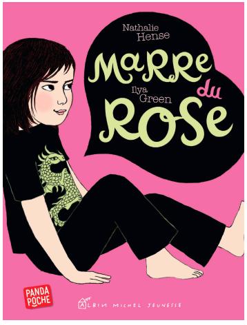Marre du rose, livre