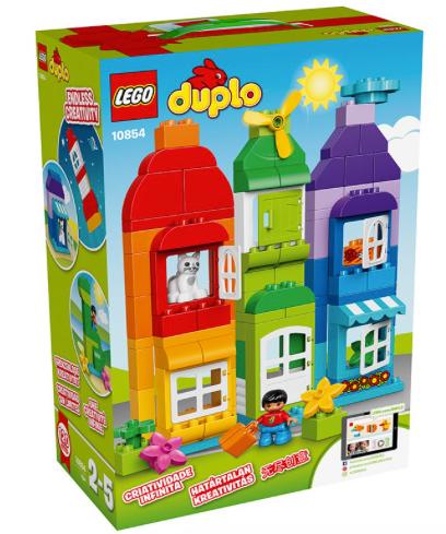 LEGO DUPLO - Ensemble de 120 briques