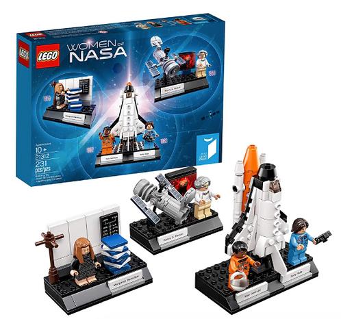 LEGO Ideas- Femmes de la NASA