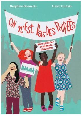 livre féministe pour enfant