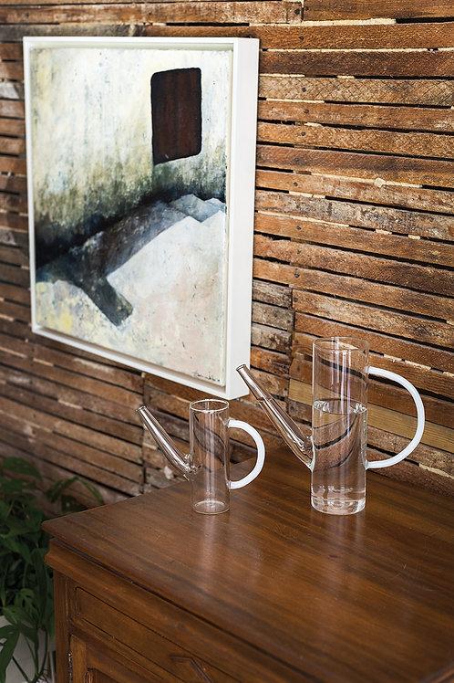 Arlo Glass Watering Can