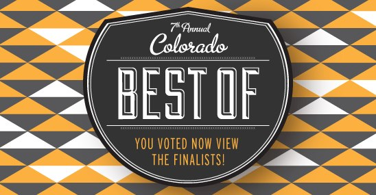 Best of Colorado Nominee
