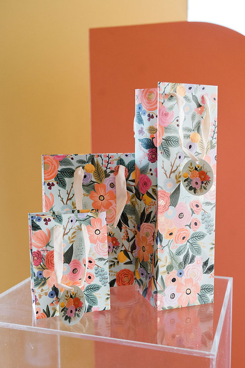 Garden Party Gift Bag Set