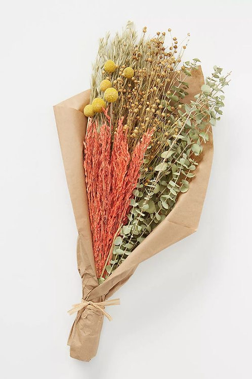 Colorful Dried Bouquet