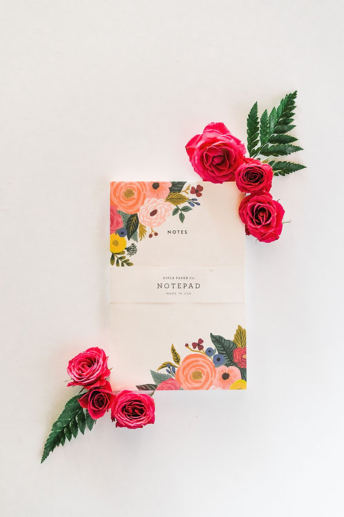 Rifle Paper Juliet Notepad