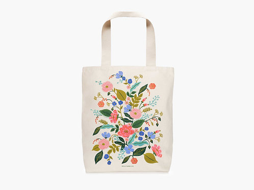 Rifle Paper Floral Tote
