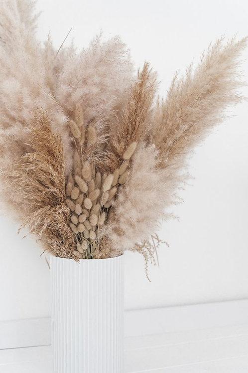 Fluffy Dried Arrangement