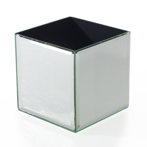 Mirror Cube Vessel