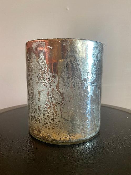 Silver Mercury Vase Set of 20 (mismatched)