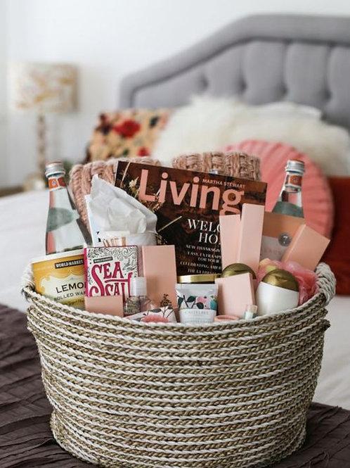 Self Care Gift Basket